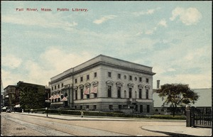 Fall River, Mass. Public Library
