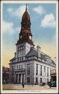 City Hall, Fall River, Mass.
