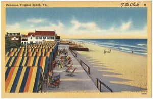 Cabanas, Virginia Beach, Va.