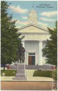 Court house, Winchester, Virginia