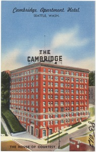 Cambridge Apartment Hotel, Seattle, Washington
