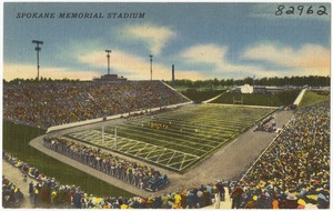 Spokane Memorial Stadium