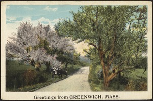 Greetings from Greenwich, Mass.