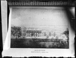 Adams Mansion (Vassall house)