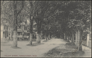 173 Old King's Highway, Yarmouth Port, Mass. on left