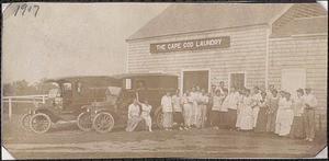 The Cape Cod Laundry, West Yarmouth, Mass.