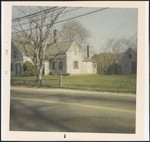 Flora Baker's house, 416 Route 28, West Yarmouth, Mass.