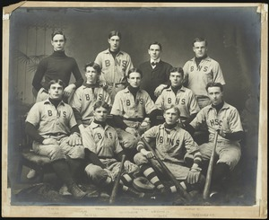 Bridgewater State Normal School baseball team, 1902