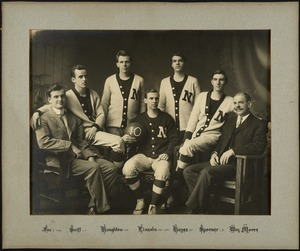 Bridgewater State Normal School basketball team, 1910