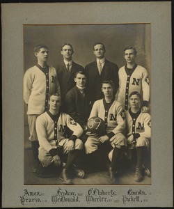 Bridgewater State Normal School basketball team, 1909