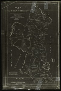 Map of Lynnfield, in Essex County, Massachusetts