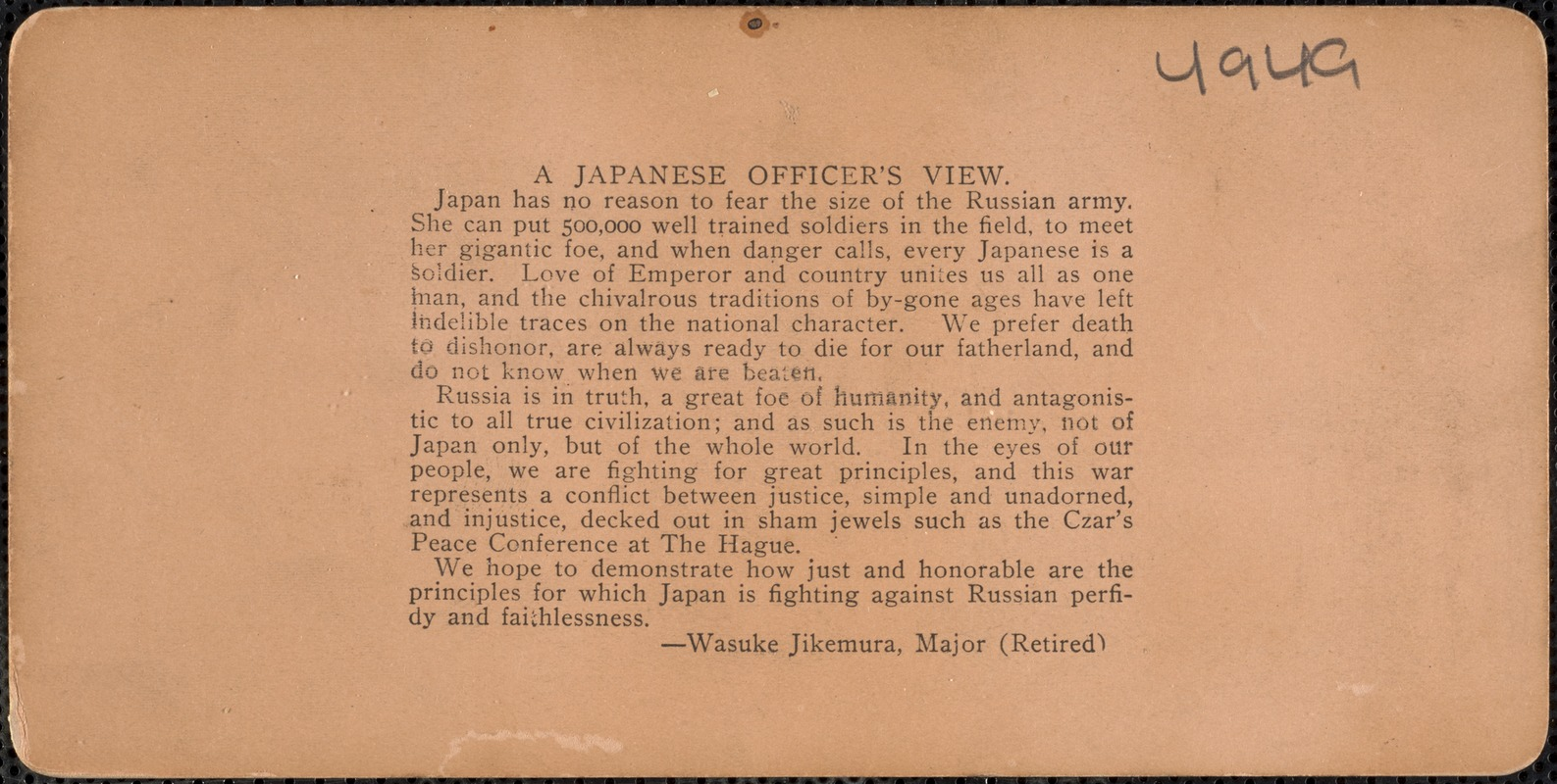 Falling into line - troops of the Imperial Army, Japan