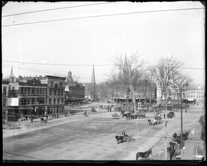Central Square, Keene, New Hampshire