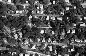 Boston suburban aerial view (unspecified location), unspecified Boston suburb