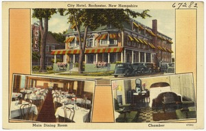 City Hotel, Rochester, New Hampshire