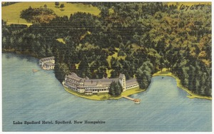 Lake Spofford Hotel, Spofford, New Hampshire