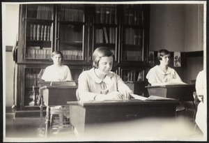 Classroom, Perkins Institution