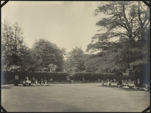 """Walmer"" Gardens, The Royal Normal College for the Blind, England"