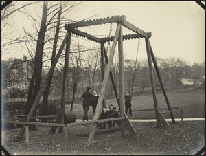 Giant Swing, The Royal Normal College for the Blind, England