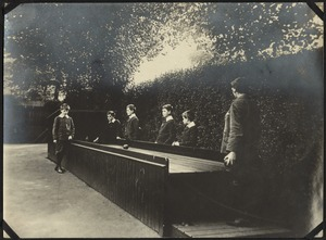Bowling, The Royal Normal College for the Blind, England