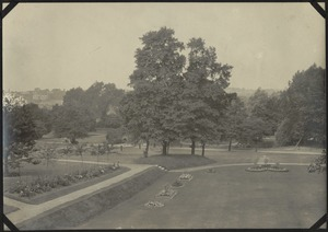 Windermere Garden and Lower Playgrounds, The Royal Normal College for the Blind, England