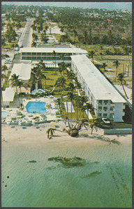 The Royal Biscayne, a Sheraton Hotel, 555 Ocean Drive, directly on the ocean, Key Biscayne/Miami, Florida 33145