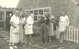 Martha's Vineyard, 1954