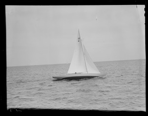 "Sailboat U.S. 10 ""Goose"""
