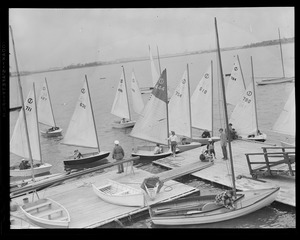 Turnabouts at Squantum, Y.C.