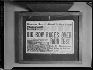 Headlines from WWII