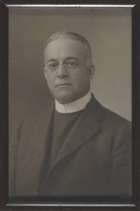 Waban photographs - Rev. James Clement Sharp -
