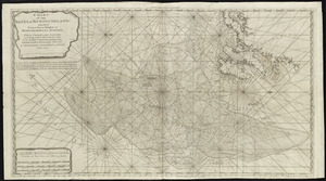 Chart of the Banks of Newfoundland, drawn from a great number of hydrographical surveys, these charts are followed, according to them executed by order of the Lords Commissioners of the Admiralty in England