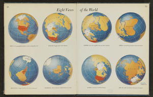Eight views of the world