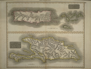 Porto Rico and Virgin Isles