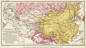 The Manchu Empire and the European powers, 1644-1912, A.D.