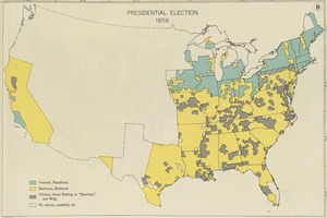 Presidential election 1856