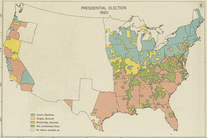 Presidential election 1860