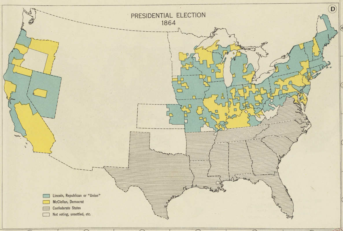 Presidential election 1864