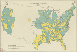Presidential election 1872