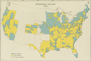 Presidential election 1876