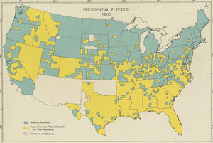 Presidential election 1900