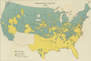 Presidential election 1908