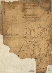 A Map of the western parts of the province of Pennsylvania, Virginia, &c
