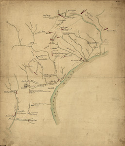 Operations of the British army, from the 25th August to 26th Sept. 1777