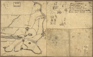 Old map of Brooklyn and greater part of King's County, Long Island