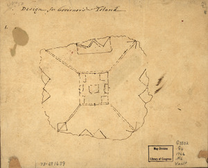 Design for Governor's Island