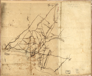 Draft of roads in New Jersey