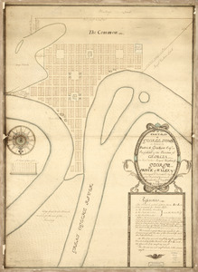 An exact-plan of George-Town