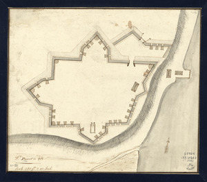 Ft. Provost in 1781