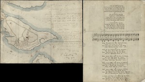 A Plan of the Battle of Bunker Hill